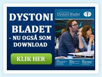 Dystoni Bladet