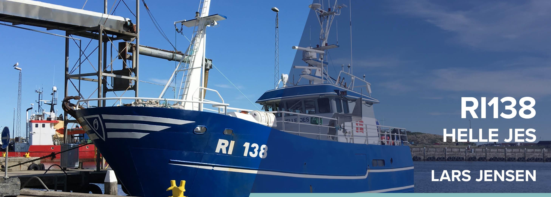 RI138 Helle Jes - Fisker