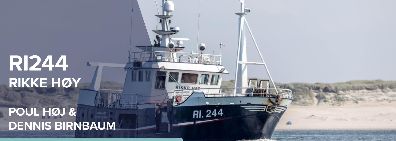 RI244 Rikke Høy - Fisker