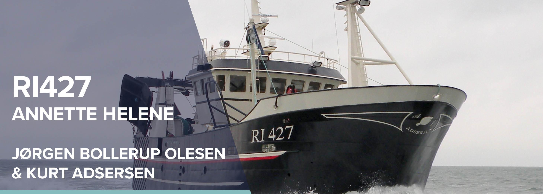 RI427 Annette Helene - Fisker