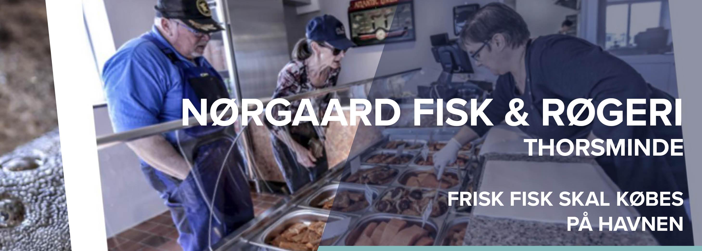Fiskehandler (Nørgaard) - Historie