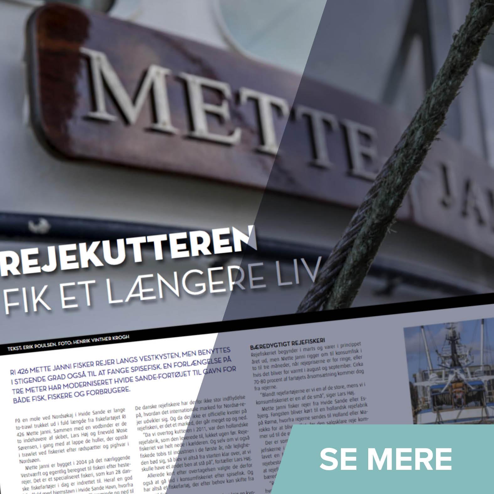 RI426 Mette Janni - Historie
