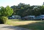 Område til campingvogne