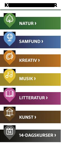 Sidebar - Alle kurser