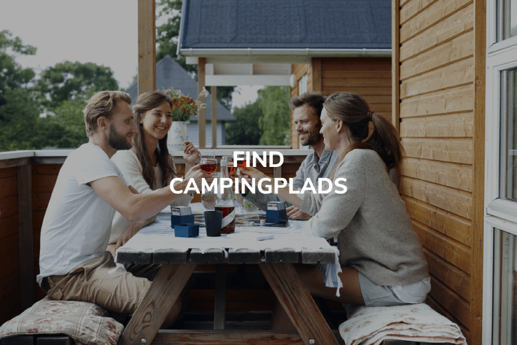 FIND CAMPINGPLADS