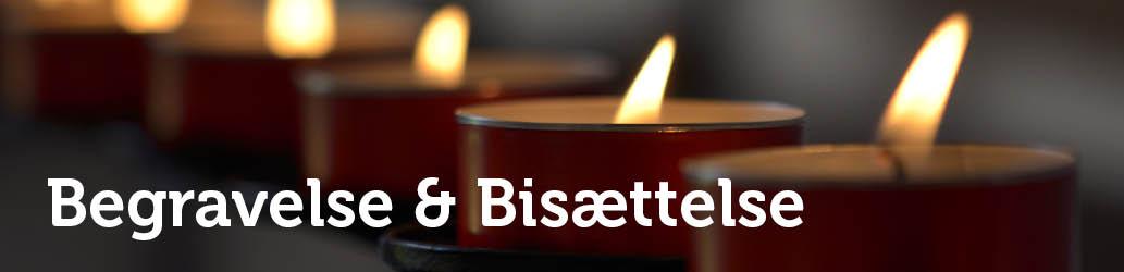 Top - Begravelse & Bisættelse