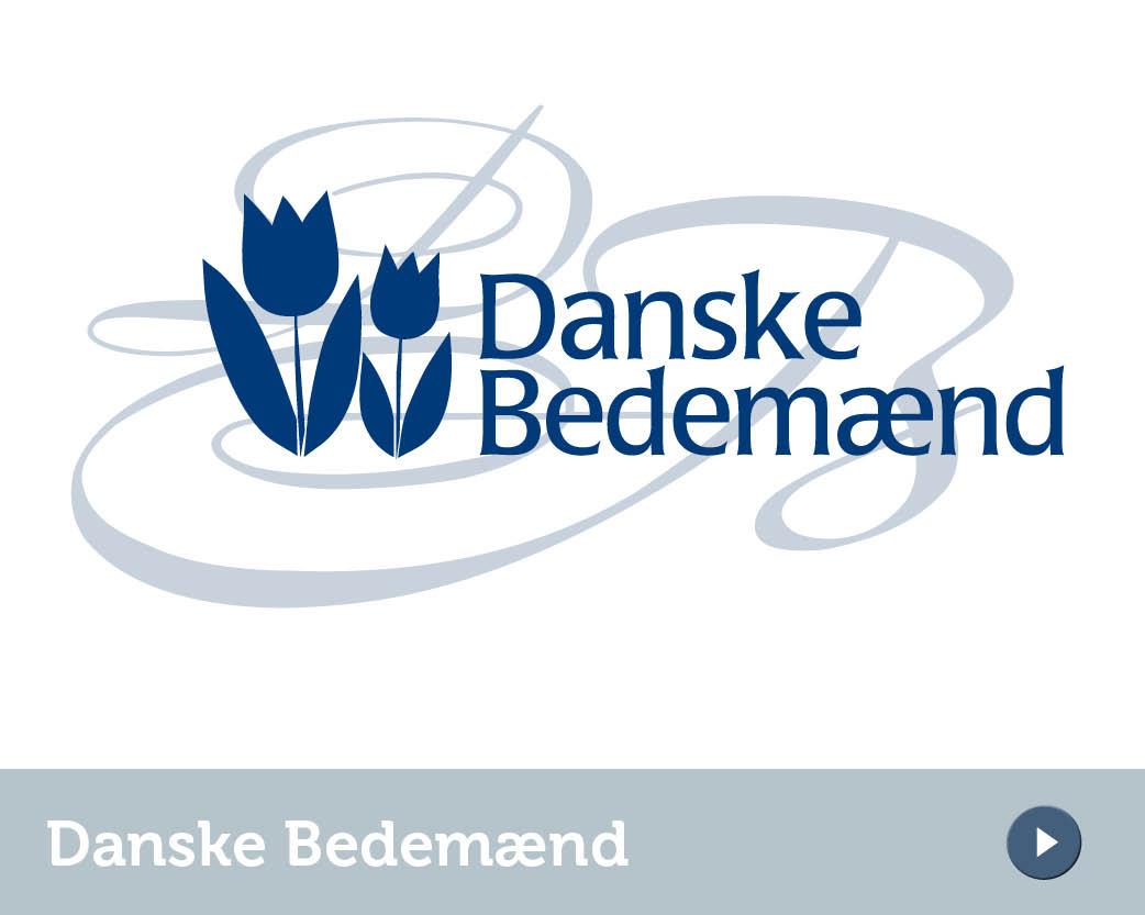 Sidebar - Danske Bedemænd