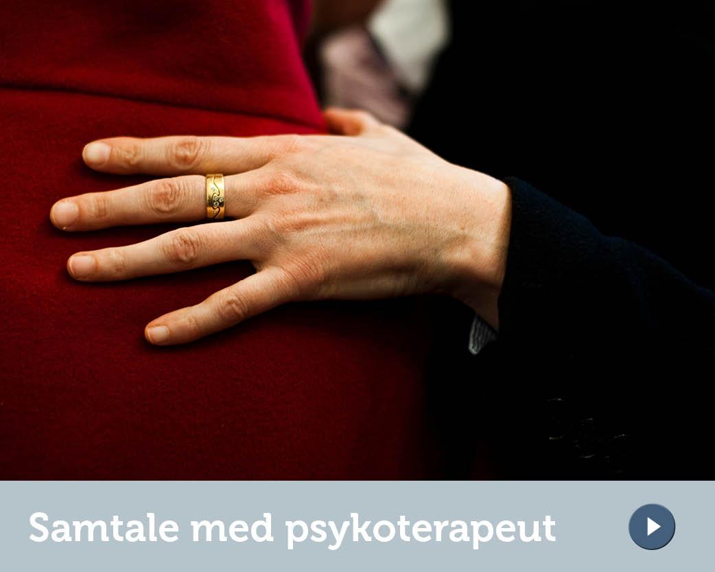 Sidebar - Samtale med psykoterapeut