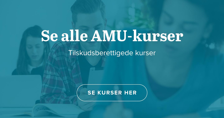 Se alle AMU-kurser