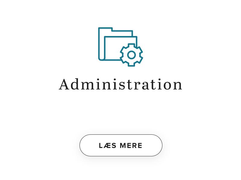 Kurser inden for administration