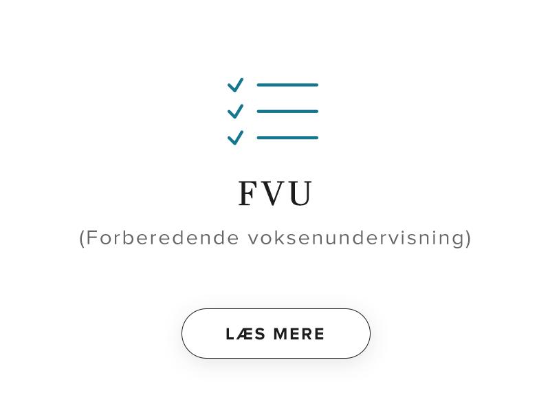 Forberedende Voksenundervisning - FVU