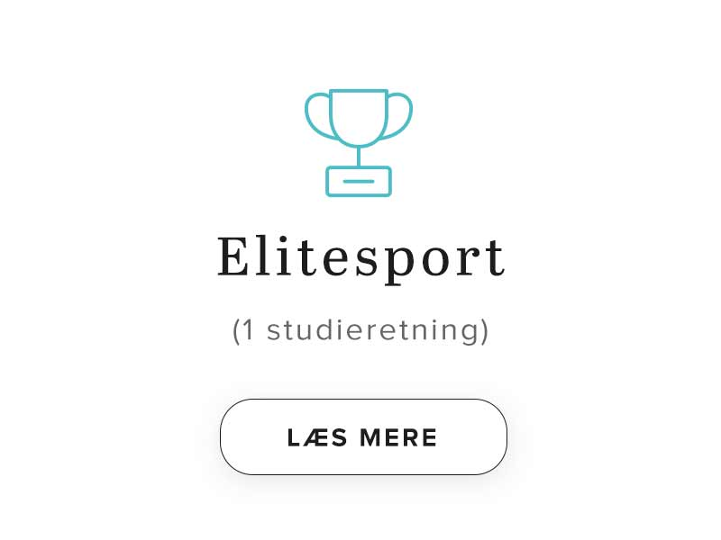 HHX studieretning - Elitesport