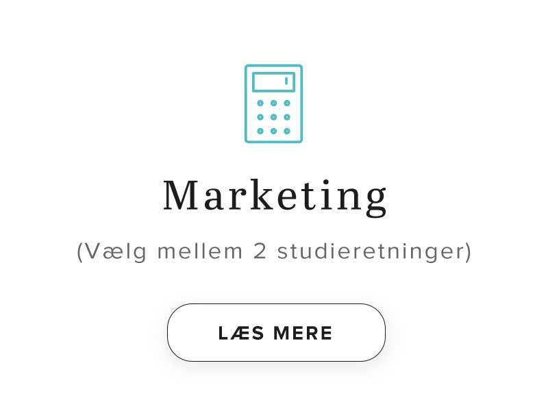 HHX studieretning - Marketing