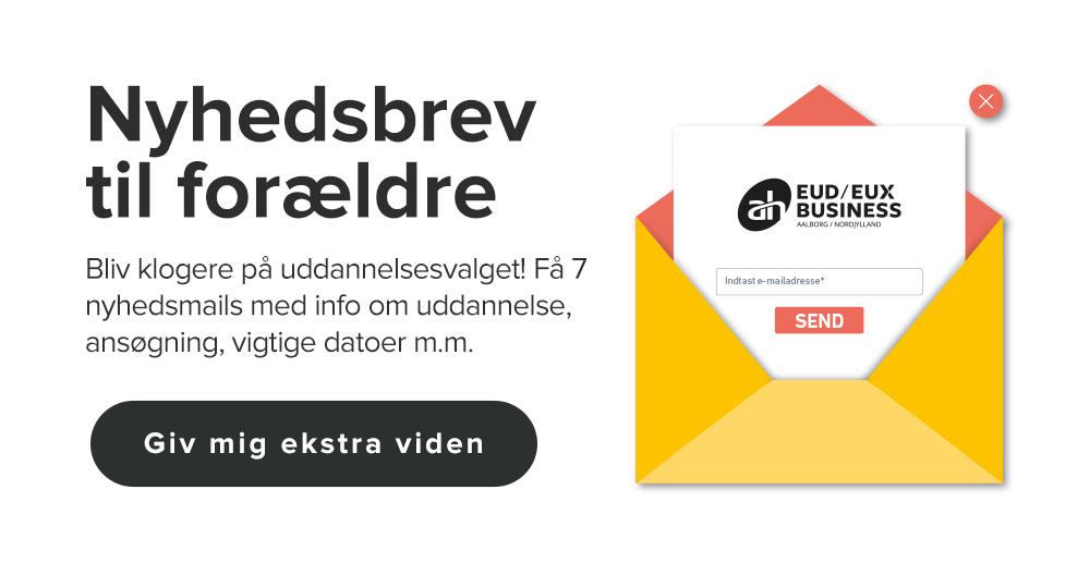 Nyhedsbrev - EUD og EUX