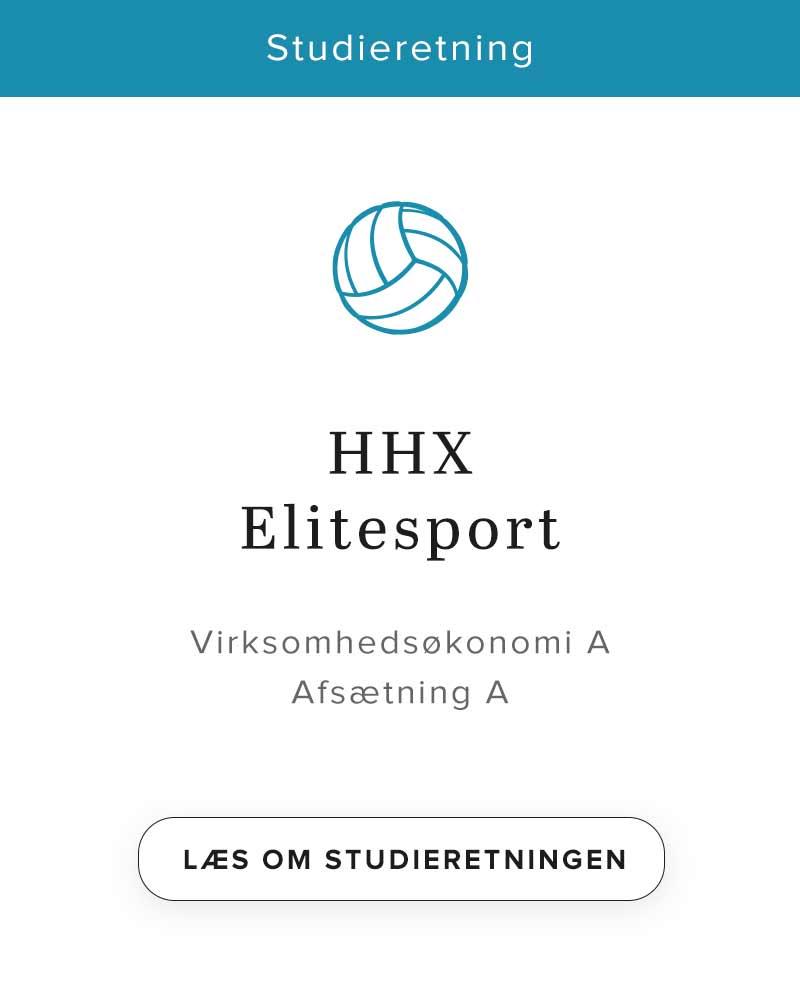 HHX Elitesport - studieretning