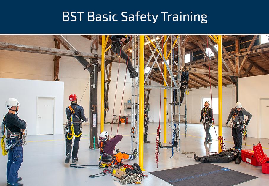 GWO Basic Safety Training