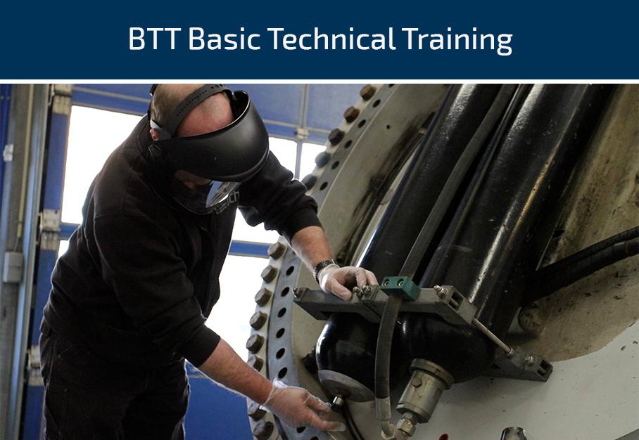 GWO Basic Technical Training